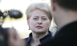 Грибаускайте: учения НАТО в Литве — часть плана сдерживания