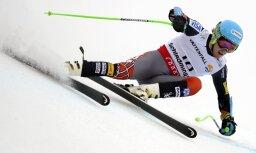 Titulētajiem kalnu slēpotājiem Ligetijam un Svindālam veselības problēmu dēļ sezona beidzas priekšlaicīgi