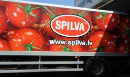 """Pieaug """"Spilvas"""" eksports uz austrumiem: Ukrainu, Krieviju un Baltkrieviju"""