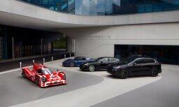 'Porsche' katram savam darbiniekam izmaksās 9111 eiro prēmiju