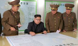 ASV atvērtas sarunām, ja Ziemeļkoreja ir gatava atbruņoties, uzsver Tilersons
