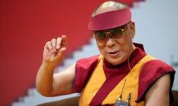 Далай-лама XIV в Риге: дух ЕС должен перенять весь мир