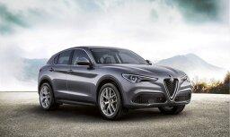 'Alfa Romeo Stelvio' apvidnieks 'First Edition' versijā