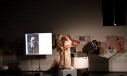 Peldošajā galerijā 'Noass' varēs noskatīties izrādi par Jani Rozentālu