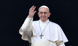 Reģistrācija pāvesta Svētajai Misei Aglonā notiks no 8.jūlija līdz 19. augustam