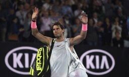 ASV tenisisti nonāk uzvaras attālumā no Deivisa kausa izcīņas pusfināla