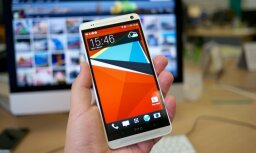 Laists klajā 'HTC' planšettelefons 'One max'