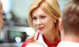 Женщина у руля: Радевича возглавила Латвийский легкоатлетический союз