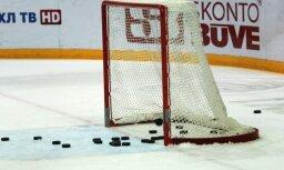 'Prizmas' hokejisti virslīgas mačā droši uzvar 'Pārdaugavu'