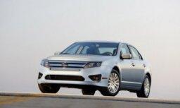 Ziemeļamerikas gada auto – 'Ford Fusion Hybrid'