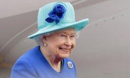Palielinās Karalienes Elizabetes II algu