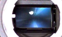 Video: skaties kā darbojas fotokameras slēdzis