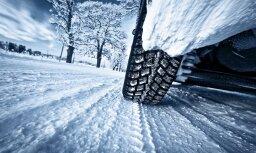 Braukšana ziemas apstākļos – cik nozīmīgas ir riepas