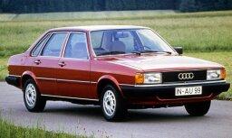 Названы самые угоняемые автомобили в Латвии за прошлый год