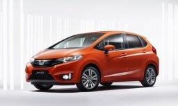 ФОТО: Honda показала полностью новый Jazz