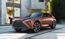 'Lexus' visgreznākā apvidnieka prototips 'LF-1 Limitless'