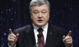 Порошенко в Вильнюсе: у Саакашвили руки в крови