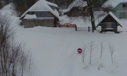 Vēlreiz par sniegā iegrimušo Kuldīgu...