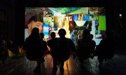 Foto: Siltā septembra novakare pulcē 'Baltās nakts' baudītājus