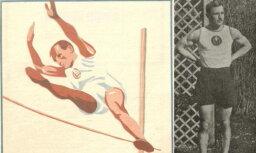 Latvijas sporta vēsture: 1922. gads Latvijas vieglatlētikā – visvairāk titulu Cimmermanim un pirmoreiz arī dāmas