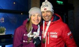 Bjorndālens un Domračova vēl izies uz starta Ziemassvētku sacensībās Vācijā
