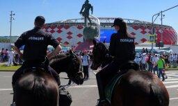 Девушка Татьяна: красотка из московской конной полиции стала сенсацией ЧМ
