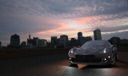 Uz 'Corvette' bāzes tapis jauns superauto