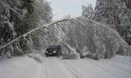 Aculieciniece: Nagļu pagastā nav ne elektrības, ne telefona sakaru