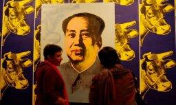 Созданный Энди Уорхолом портрет Мао Цзэдуна продан за 12,7 млн долларов
