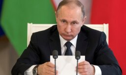 Путин расширил санкции против Северной Кореи