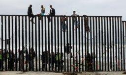 Трамп заявил о намерении закрыть границу с Мексикой