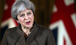 """Мэй требует от ЕС уступок на переговорах по """"Брекзиту"""""""