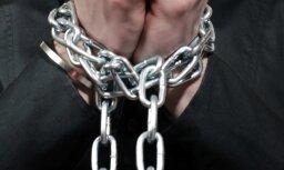 В прошлом году в Латвии выявлено 20 жертв торговли людьми