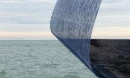 Atklās Elīnas Rukas fotoizstādi 'Visi viļņi pieder jūrai'