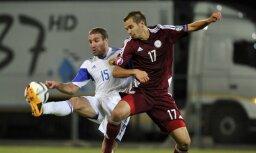 Latvijas izlases sastāvā vēl viens 'robs' pirms spēles ar Šveici