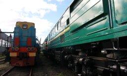 Birža piemērojusi uzraudzības statusu 'Daugavpils lokomotīvju remonta rūpnīcas' akcijām