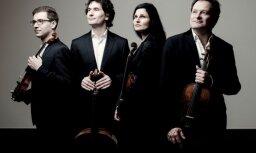 Rudens kamermūzikas festivālu atklās stīgu kvartets 'Belcea Quartet'