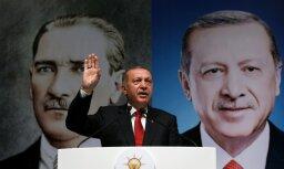 Turcija meklēs jaunus tirgus un sabiedrotos, pauž Erdogans