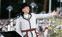 Бригманис раскритиковал Вейониса: не тот президент, на которого равняется народ