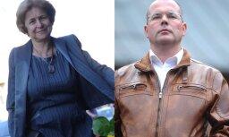 Ždanoka un Mamikins balsojuši pret aicinājumu atstāt spēkā sankcijas pret Krieviju