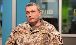 Глава латвийской армии улетел в Канаду обсуждать безопасность Балтии