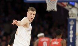Porziņģis pēc sāpīgā zaudējuma 'Pelicans' noskaņots filozofiski