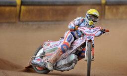Лебедев стал первым чемпионом Европы по спидвею из Латвии