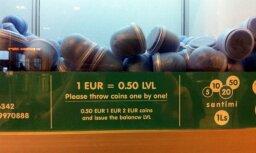 1 eiro = 0.50 LVL?