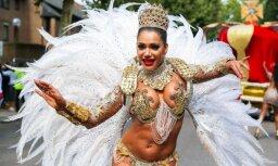 ФОТО: Яркий карнавал в Лондоне собрал тысячи участников