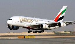 Возле аэропорта Домодедово едва не разбился Airbus A380 c 426 пассажирами