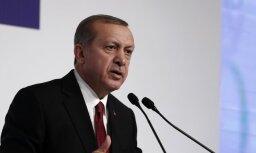 Эрдоган извинился перед Путиным за сбитый российский Су-24