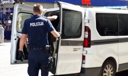 Ограбление в центре Риги: нападавший отобрал у своей жертвы телефон
