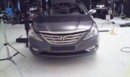 Spiegi nobildējuši 'Hyundai Sonata' pēcteci