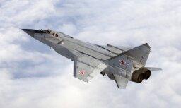 Пентагон заявил об опасном сближении самолета-разведчика США и истребителя РФ
